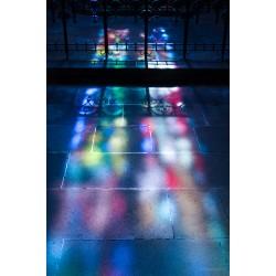 Lumières de vitraux